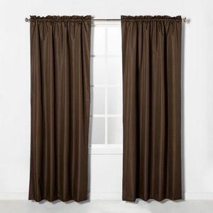 FOUR Room Essentials Blackout Curtains